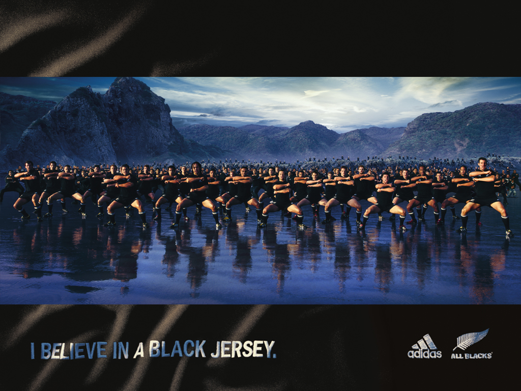 All Blacks - Haka