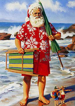 Santa-july-christmas