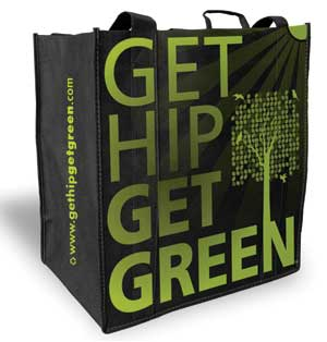 Green+bag